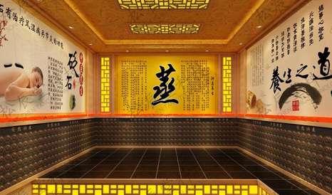 汗蒸保健养生进入中国的历程