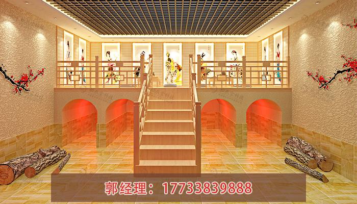 韩式汗蒸房加盟多少钱