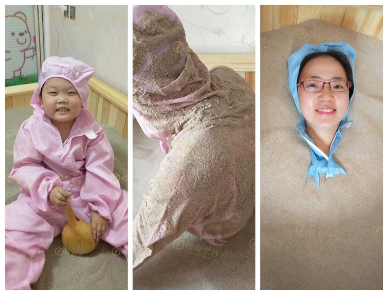 乌鲁木齐米东区沙疗床