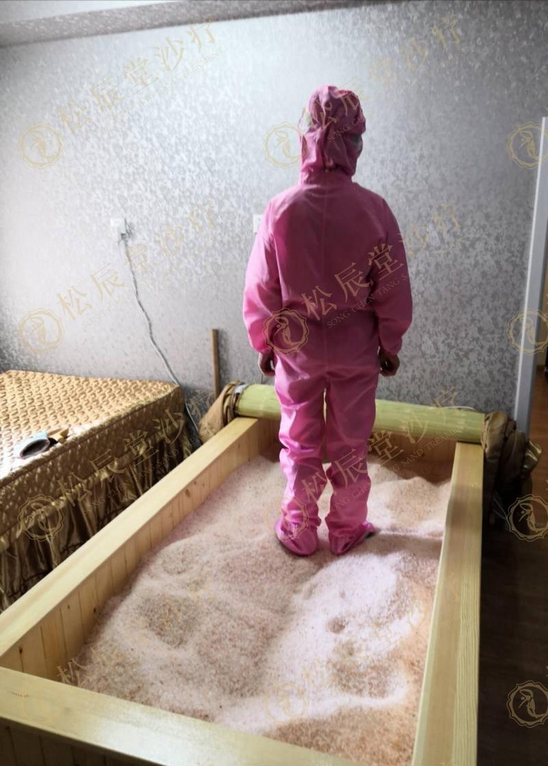 黑龙江省盐疗床客户案例